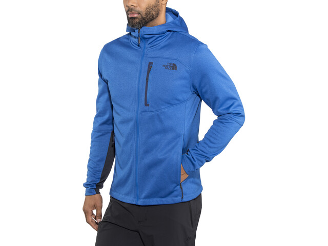 The North Face Canyonlands Hoodie Herr turkish sea heather